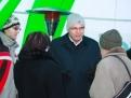 Rozhovor Richarda Sulíka s voličmi počas volebnej kampane SaS