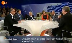 ZDF / MaybrittIllner | Martin Schulz, Sulíkom