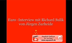Deutschlandfunk - Richard Sulík | Interview o eure