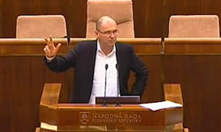 Daň z príjmov 2013 navrhovaný stranou Smer-SD