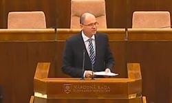 Richard Sulík upozorňuje ministra financií SR Petra Kažimíra na nereálnosť štátneho rozpočtu 2013