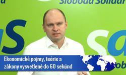 Richard Sulík - Ekonomika v 60 sekundách