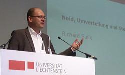 Konferencia Gottfried von Haberler | Vystúpenie R. Sulíka
