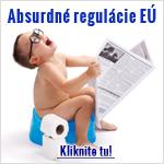 Absurdné regulácie EU
