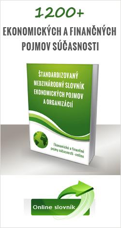 Štandardizovaný medzinárodný slovník ekonomických pojmov a organizácií