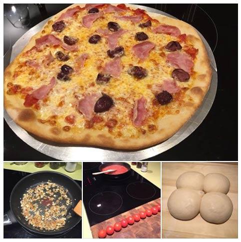 Tajomstvo skvelej pizze