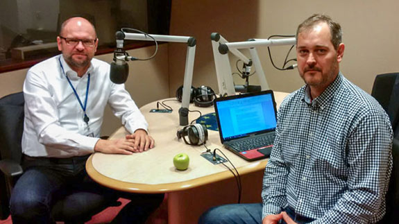 Nový predseda SaS Richard Sulík - Rádio Expres