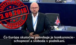 Sociálny dumping a Richard Sulík