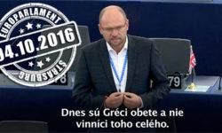 Euro je pre Grécko príliš silné