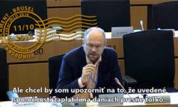 Správa o politike hospodárskej súťaže za rok 2015 - Sulík
