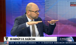 Vízia SaS do roku 2024 - Richard Sulík